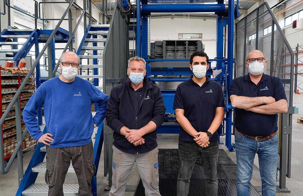 Equipe SAV Ecosteryl