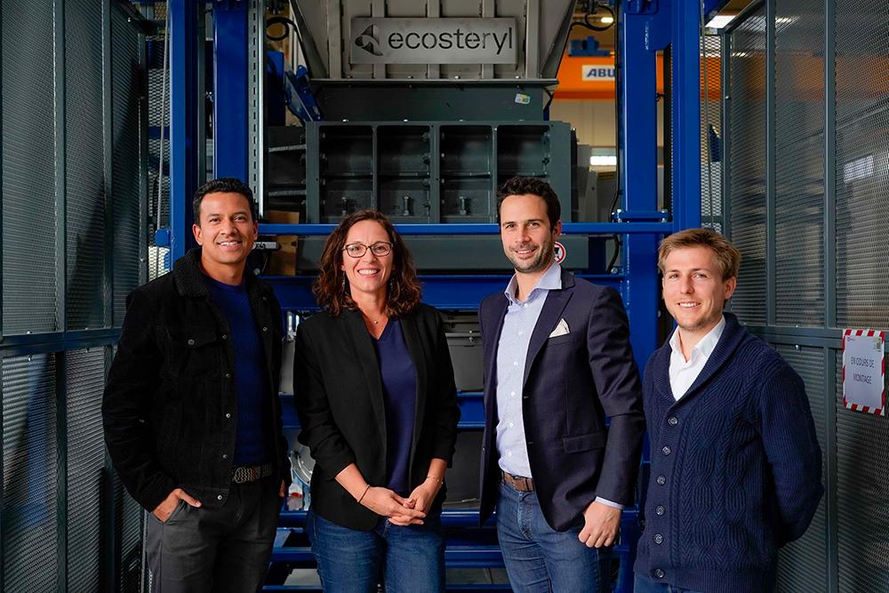 Sales team Ecosteryl